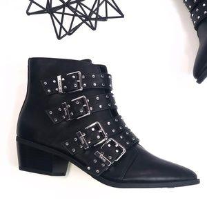 Sam Edelman Shoes - Sam Edelman's Hutton Ankle Booties Size 7